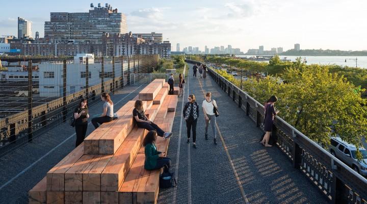 Ce jour où la High Line de New-York avait été construite dans mon dos.