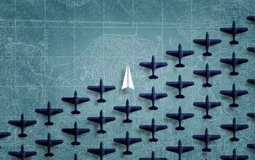 Moi peur de l'avion ? Jamais !