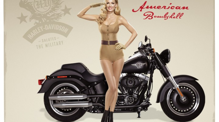 """Je n'reconnais plus personne en Harley Davidson"""