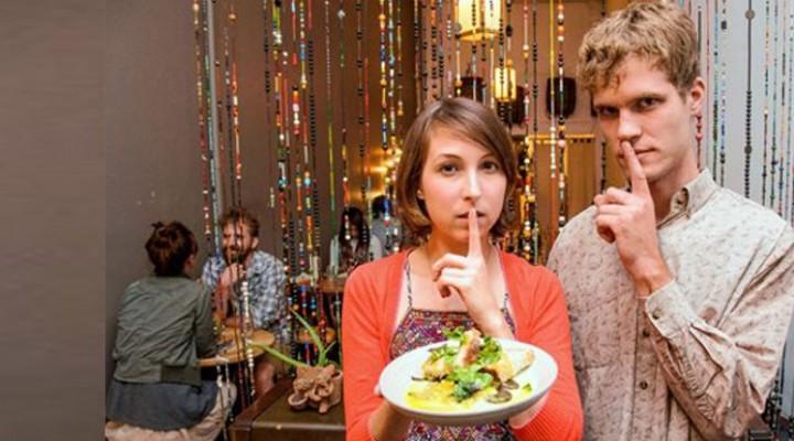 Restaurant Eat Brooklyn. Silence, on mange !