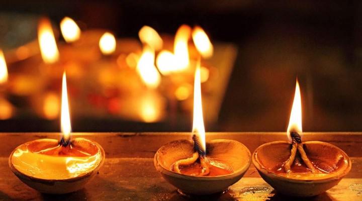 Diwali : la fête des lumières célébrée par les hindous.