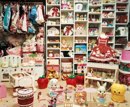 Ces chambres dans lesquelles les enfants du monde s'endorment.