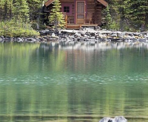 Ma cabane au Canada à moins d'1€