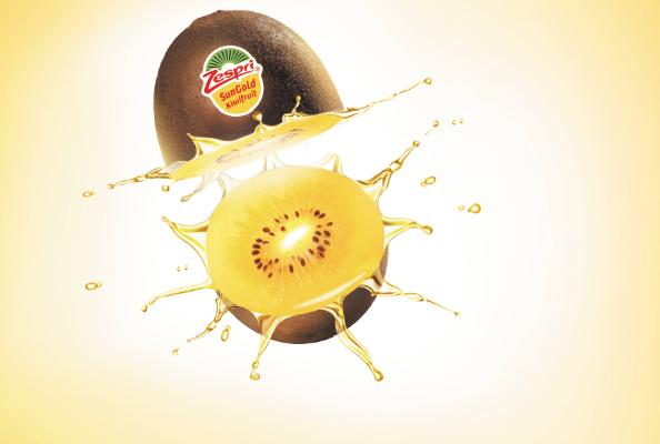 Zesprit SunGold, le kiwi jaune qui vous fait briller de l'intérieur !