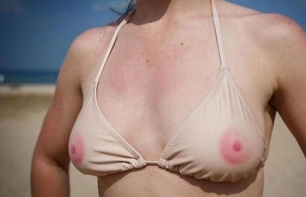 Tata top. Le bikini qui vous déshabille.