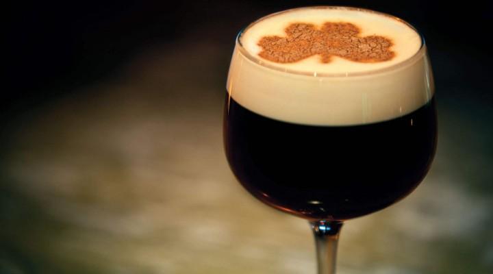 Recette from Dublin : L'Irish Coffee