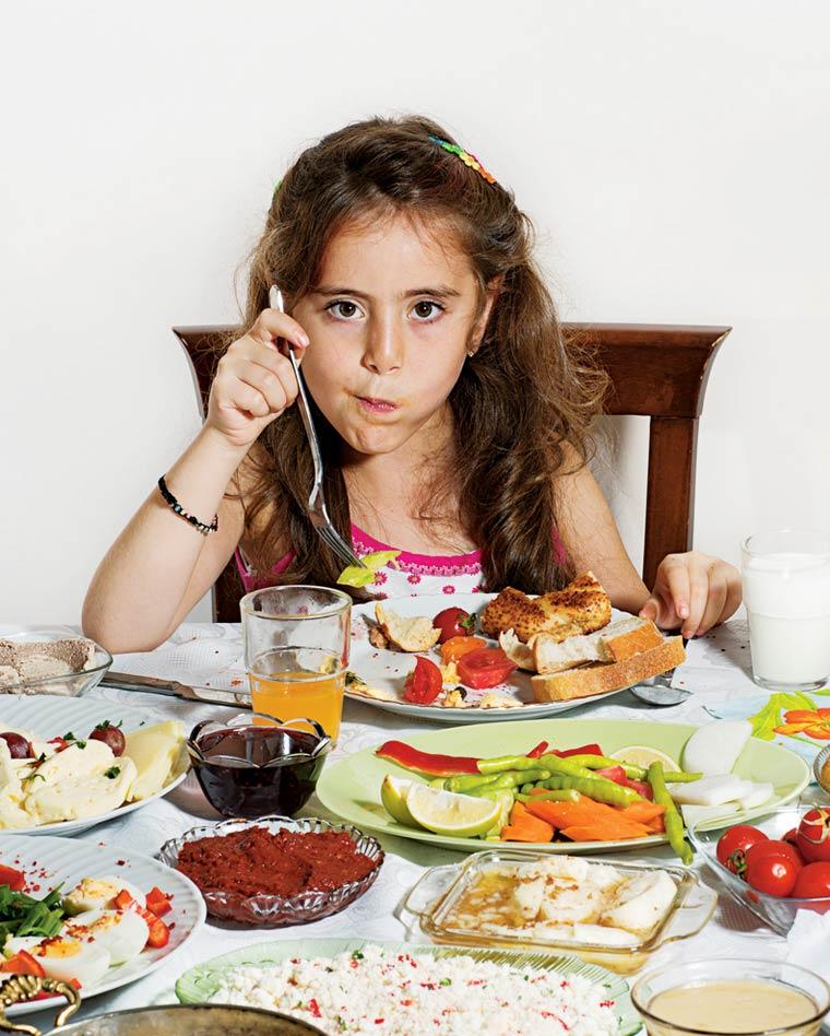 Doga Gunce Gursoy, 8 ans - Istanbul