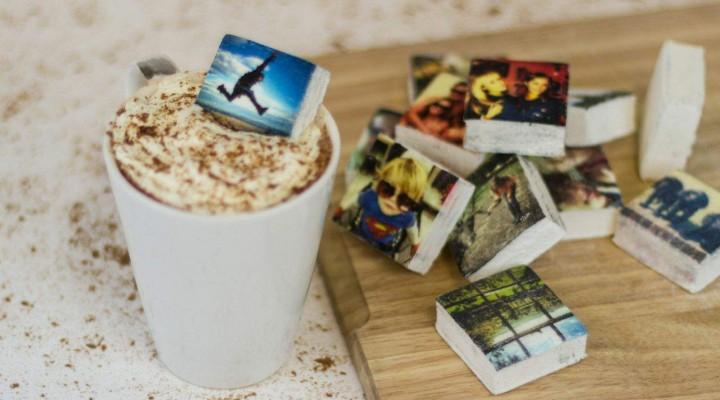 Insolite & Gourmand : avec BOOMF vous pouvez manger vos photos !