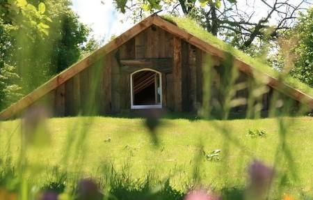 BRETAGNE : un bol d'air frais champêtre à l'écolodge la Belle Verte !