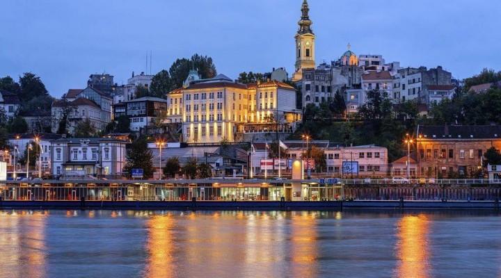 Découvrez Belgrade le temps d'un week-end.