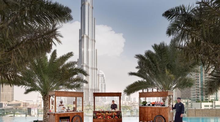 Street Food Festival : le meilleur brunch de Dubaï au Sofitel Downtown !