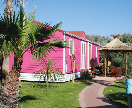 Yelloh! Village : la version glam' du camping.