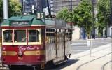 Le célèbre tramway City Circle de Melbourne vous fait faire gratuitement le tour de la ville.