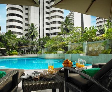 KUALA-LUMPUR : L'hôtel Shangri-La ou le raffinement à l'état pur.