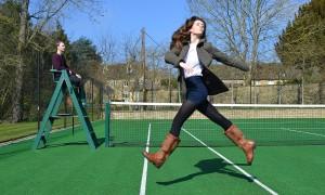 Faire l'arbitre de tennis