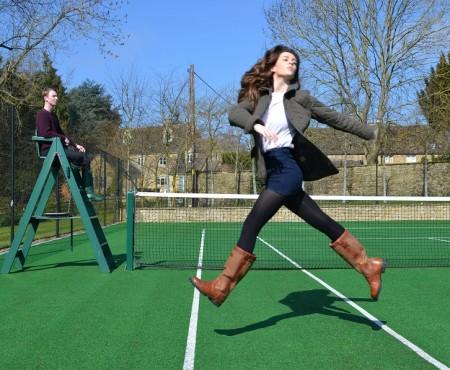 KEEP CALM & follow Victoria pour un weekend à la campagne So British !