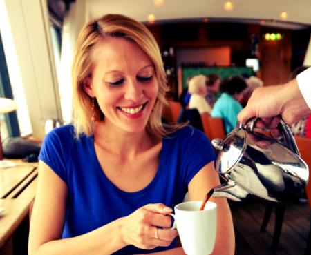 La recette d'une expatriation réussie par Delphine, blogueuse culinaire à Stockholm.