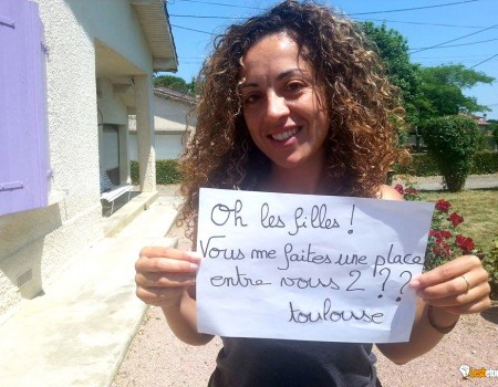 Lesbeton dénonce le harcèlement de rue subi par les femmes qui aiment les femmes.
