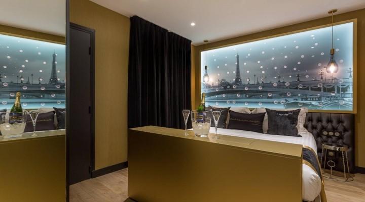 Les Bulles de Paris: l'hôtel qui pétille comme le champagne !
