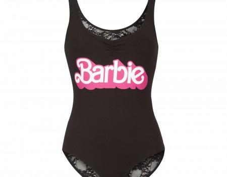 Body noir Barbie blondiz