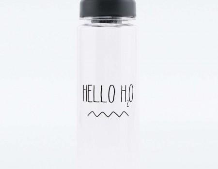 Gourde Hello H2O
