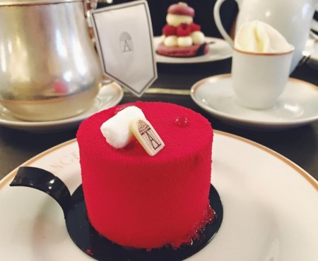 GOURMANDISES : les pâtisseries haute couture d'Angelina