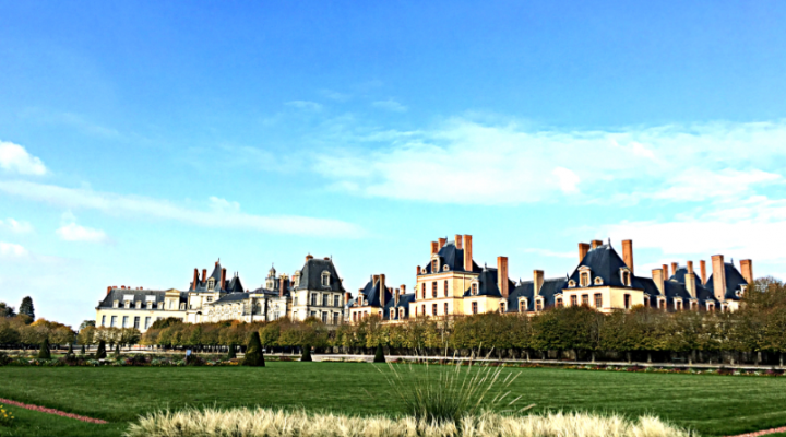 ESCAPADE : Let's go to Fontainebleau !