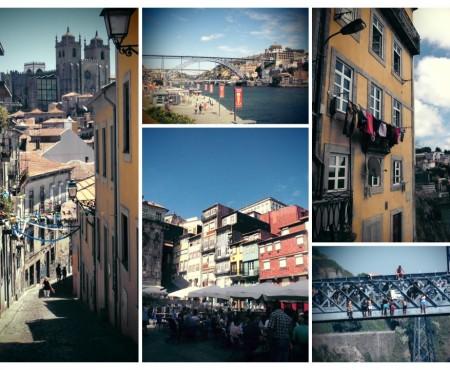 ESCAPADE : Obrigado Porto !
