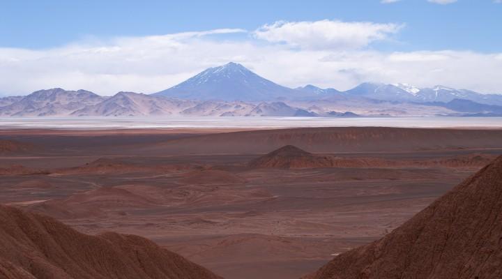 ARGENTINE : Ressourçons nous dans le Désert de Tolar Grande