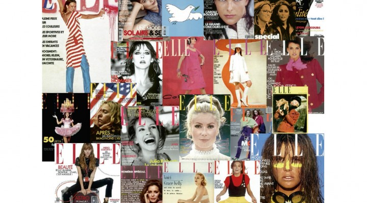 Depuis 70 ans, le magazine ELLE accompagne les femmes