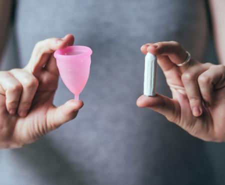 Adieu tampons, serviettes hygiéniques : Bonjour la coupe menstruelle !