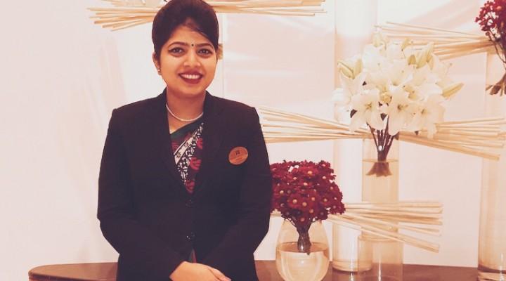 Le WelcomHotel Sheraton New Delhi vu par Sakshi, Chef de projet événementiel