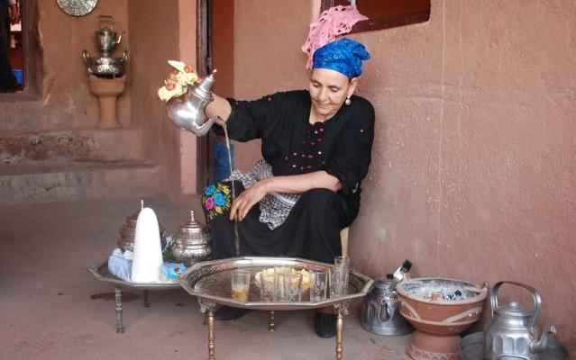 MAROC : la recette authentique du thé à la menthe