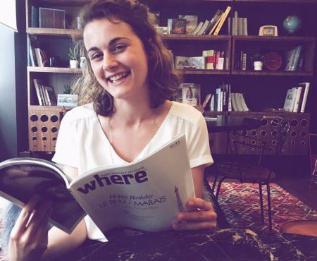 Rencontre avec Amaya, une nantaise à Paris.
