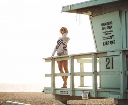 Fashion évasion sous le soleil californien de Los Angeles