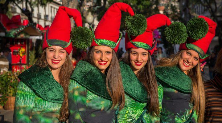PORTUGAL : un Noël féérique sous le soleil de Madère