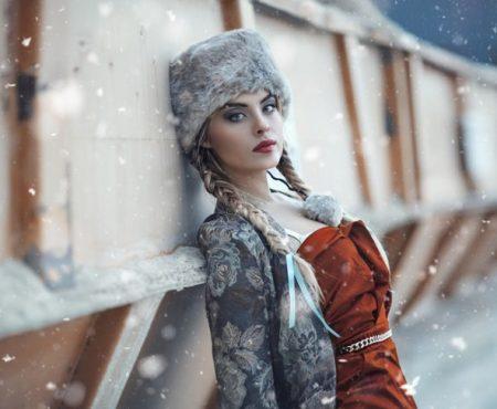 Fashion Evasion : Un hiver sous les flocons de Moscou
