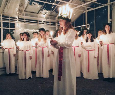 SUÈDE : un Noël féerique dans les rues de Stockholm
