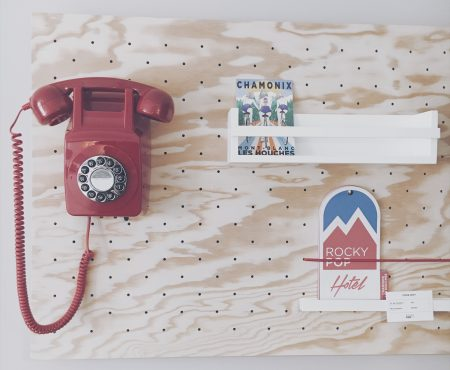 Le Rocky Pop, l'hôtel le plus cool et décalé de Chamonix