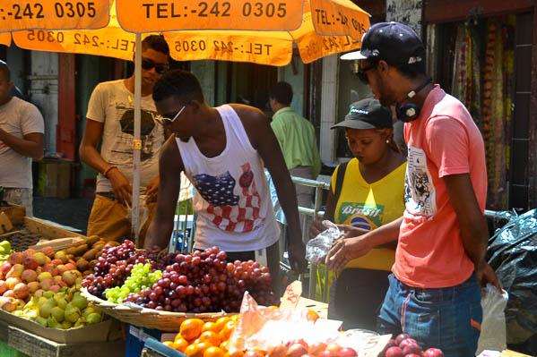 Marché de Port-Louis