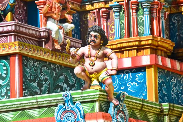 Temple Tamoul