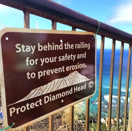 La rando de Diamond Head
