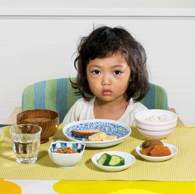 Saki Suzuski, 2 ans et demi - Tokyo