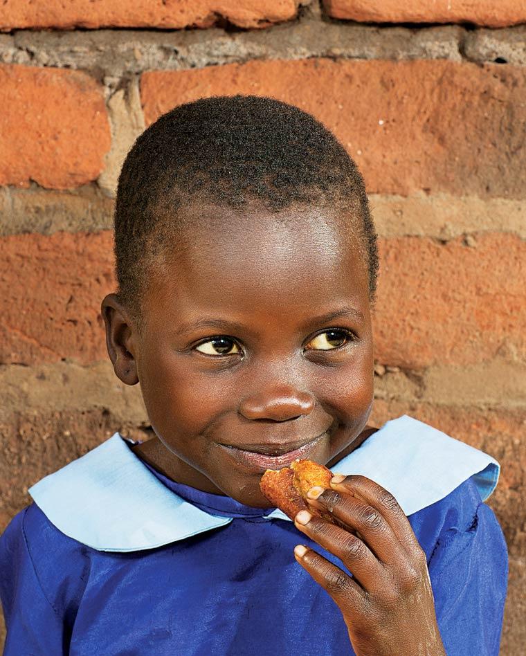 Emily Kathumba, 7 ans - Chitedze, Malawi