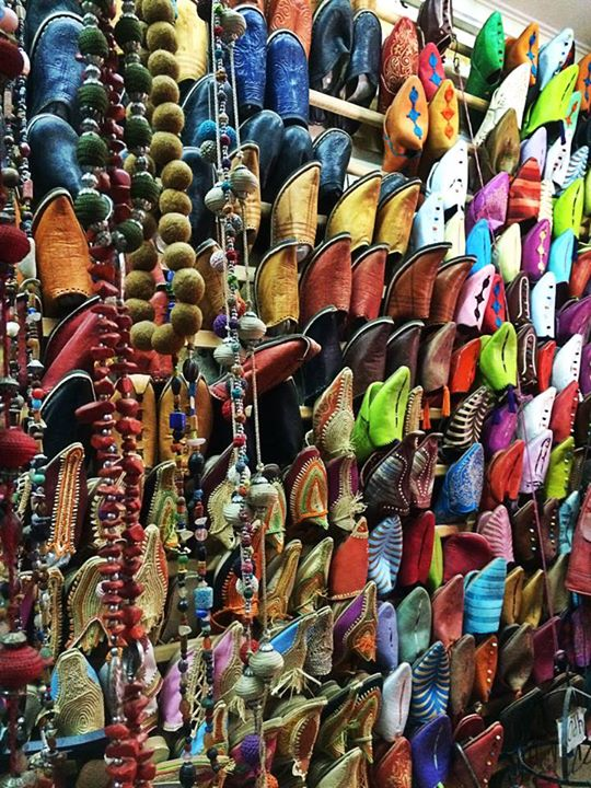 babouches-maroc-marrakech-souk-medina