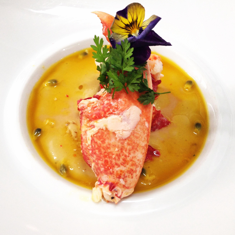 Royale de Foie gras & Homard