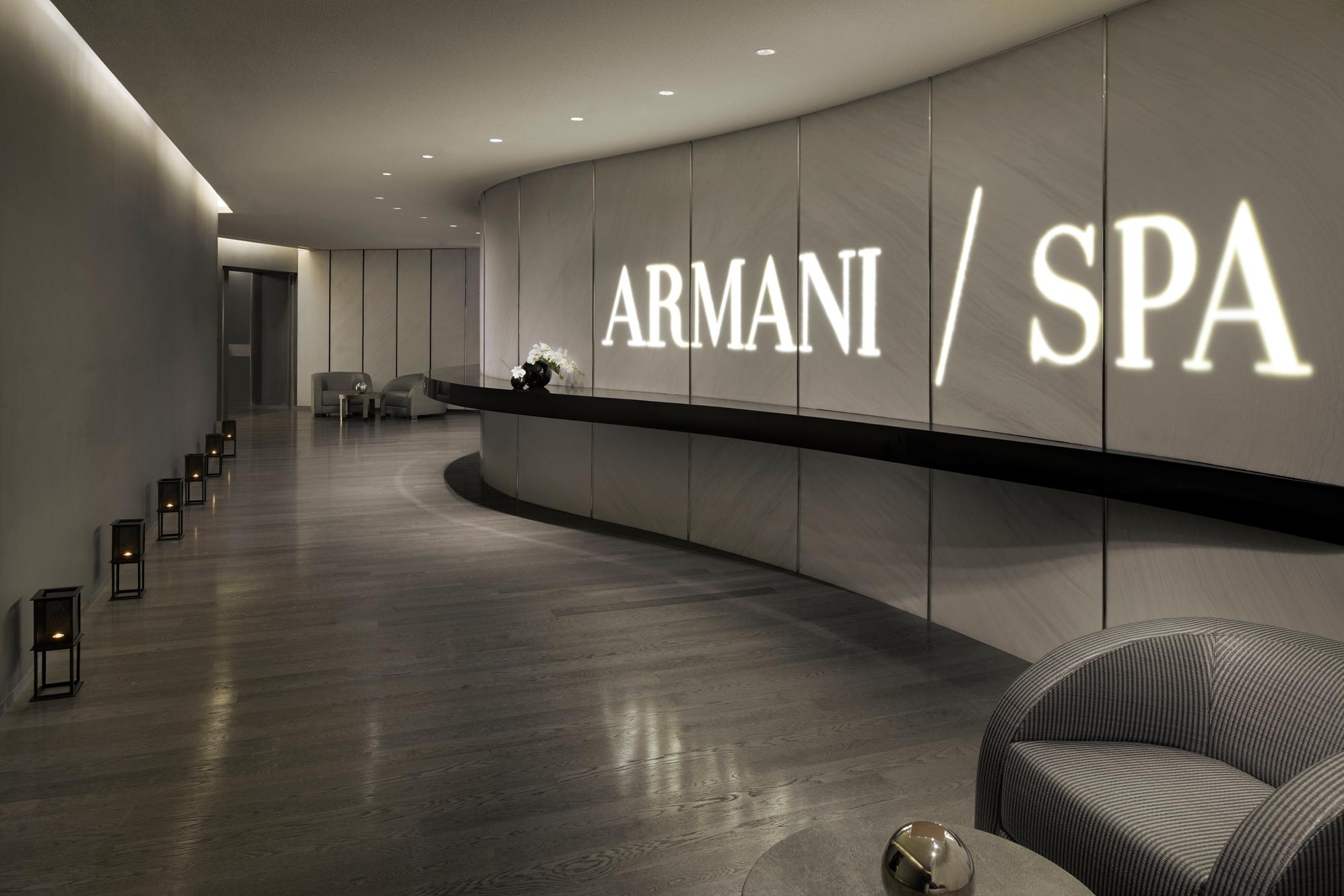 Armani Spa Entrance2